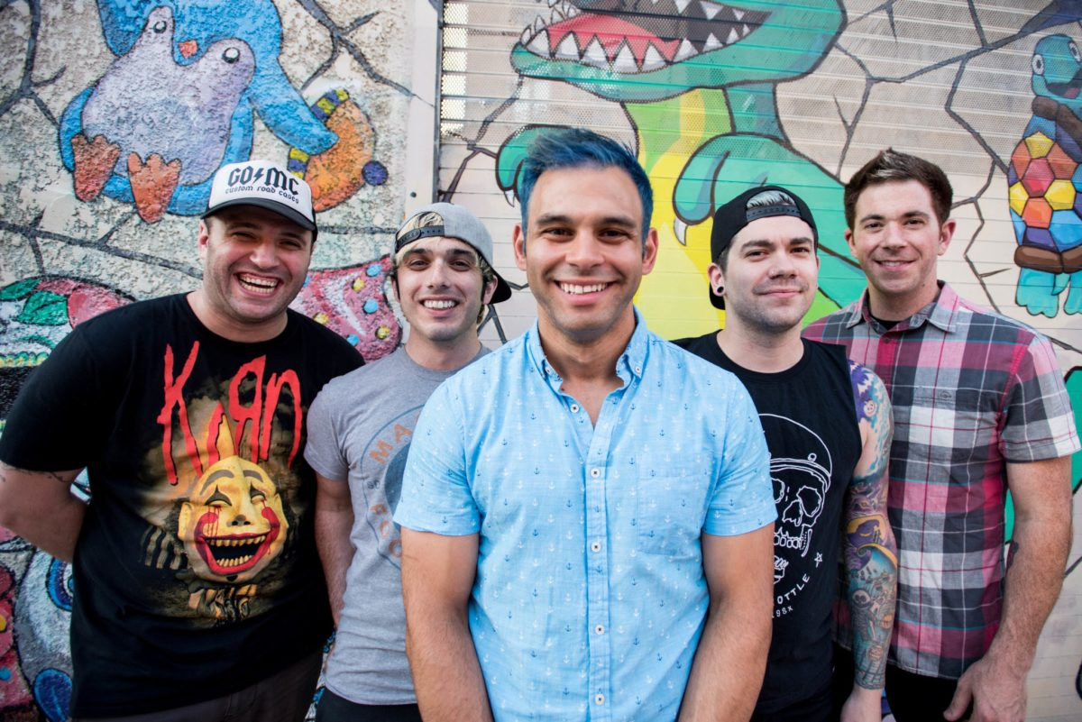 PREMIERE: Patent Pending let loose on cover album, 'Other People's Greatest Hits'