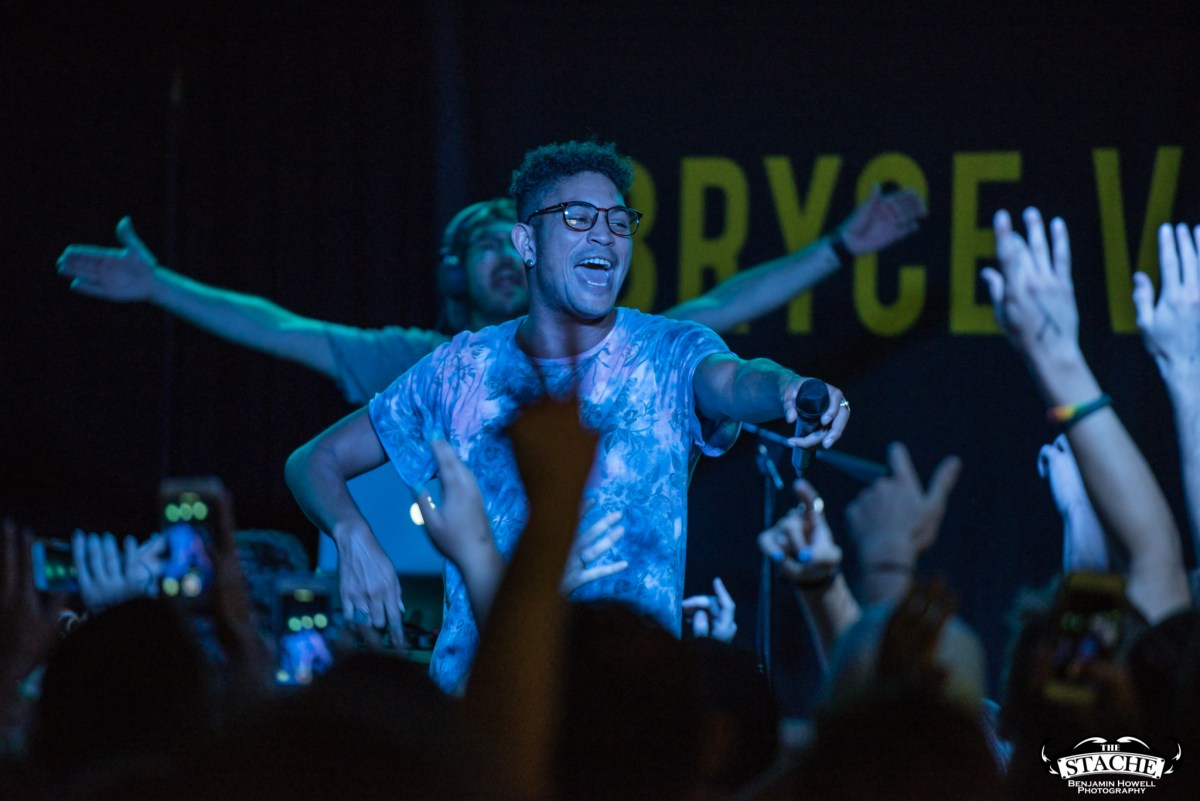 Live Report: Bryce Vine takes Grand Rapids by storm