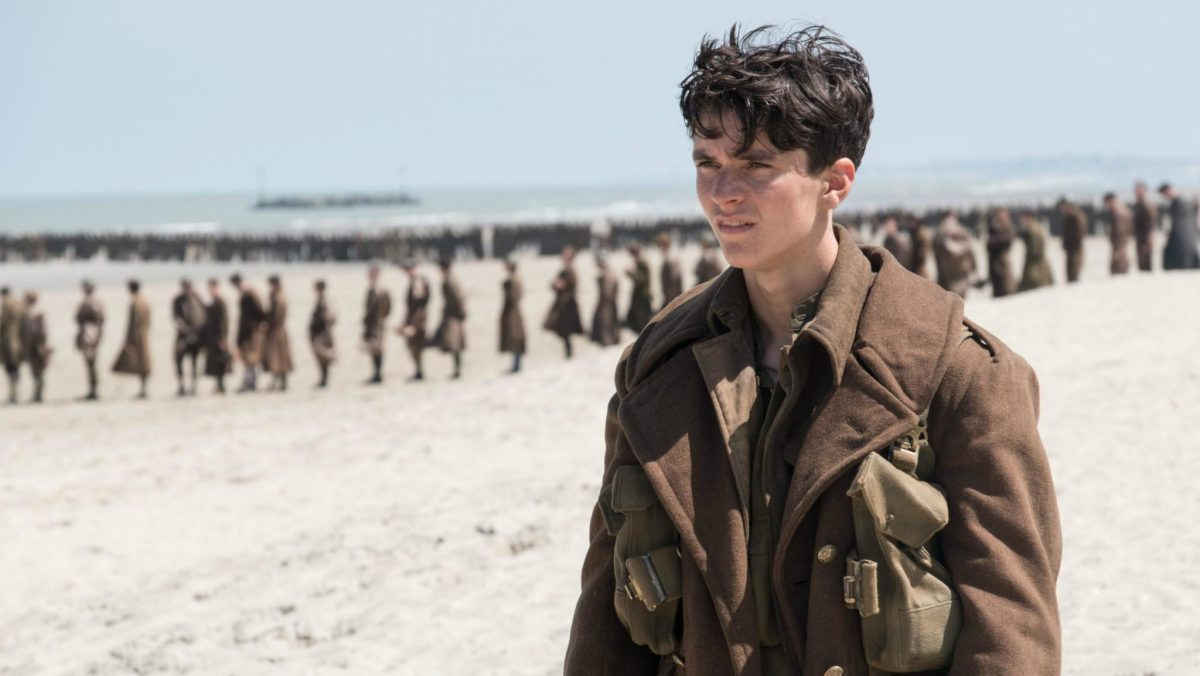 'Dunkirk' is a vivid but distant story of war told from many angles
