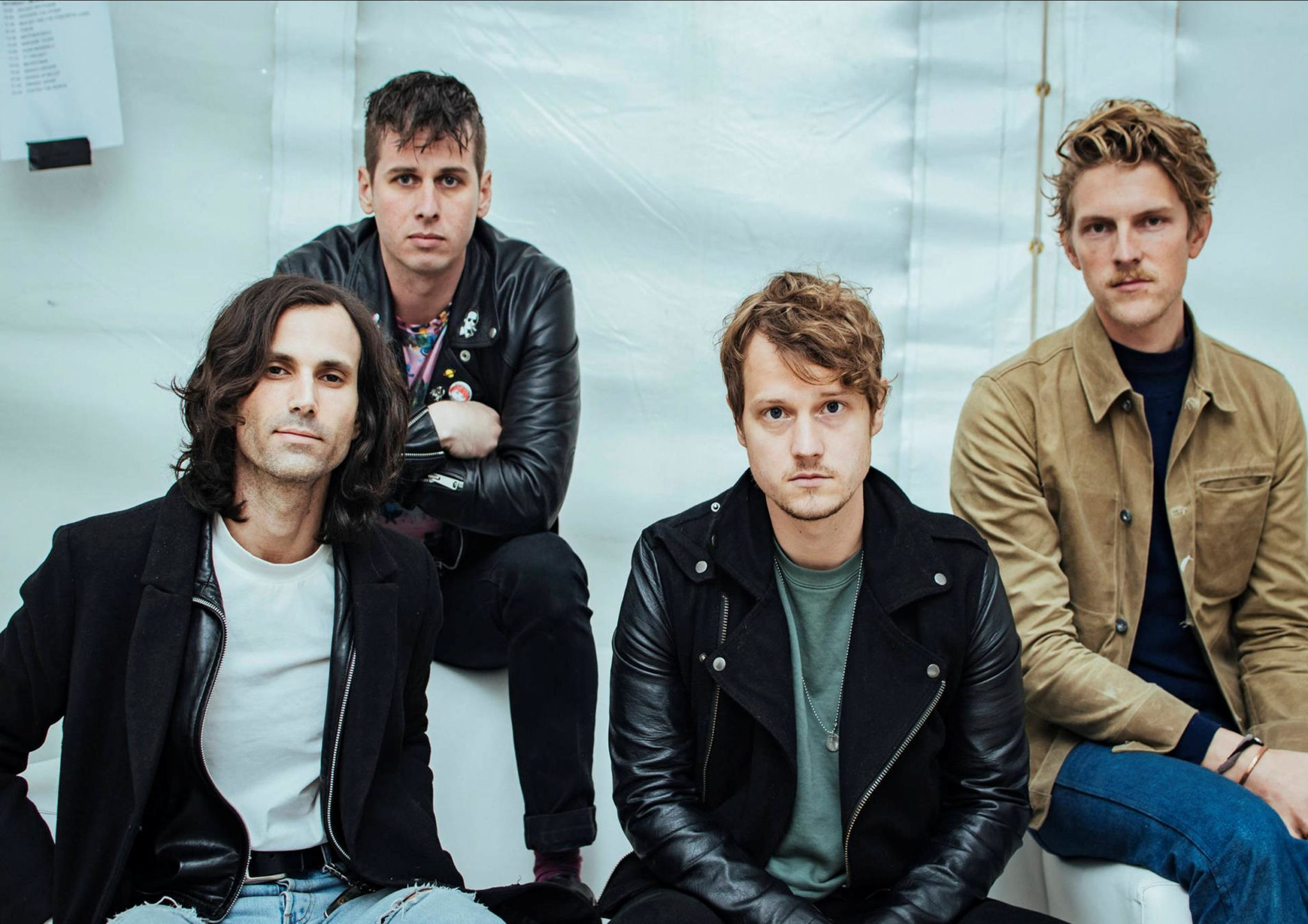 foster the people  Foster The People bring a much-needed sense of joy on new album ...