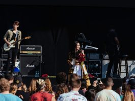 Bea Miller at Billboard Hot 100 Festival - by Molly Hudelson