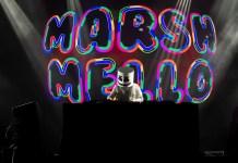 Marshmello at Billboard Hot 100 Festival - by Molly Hudelson