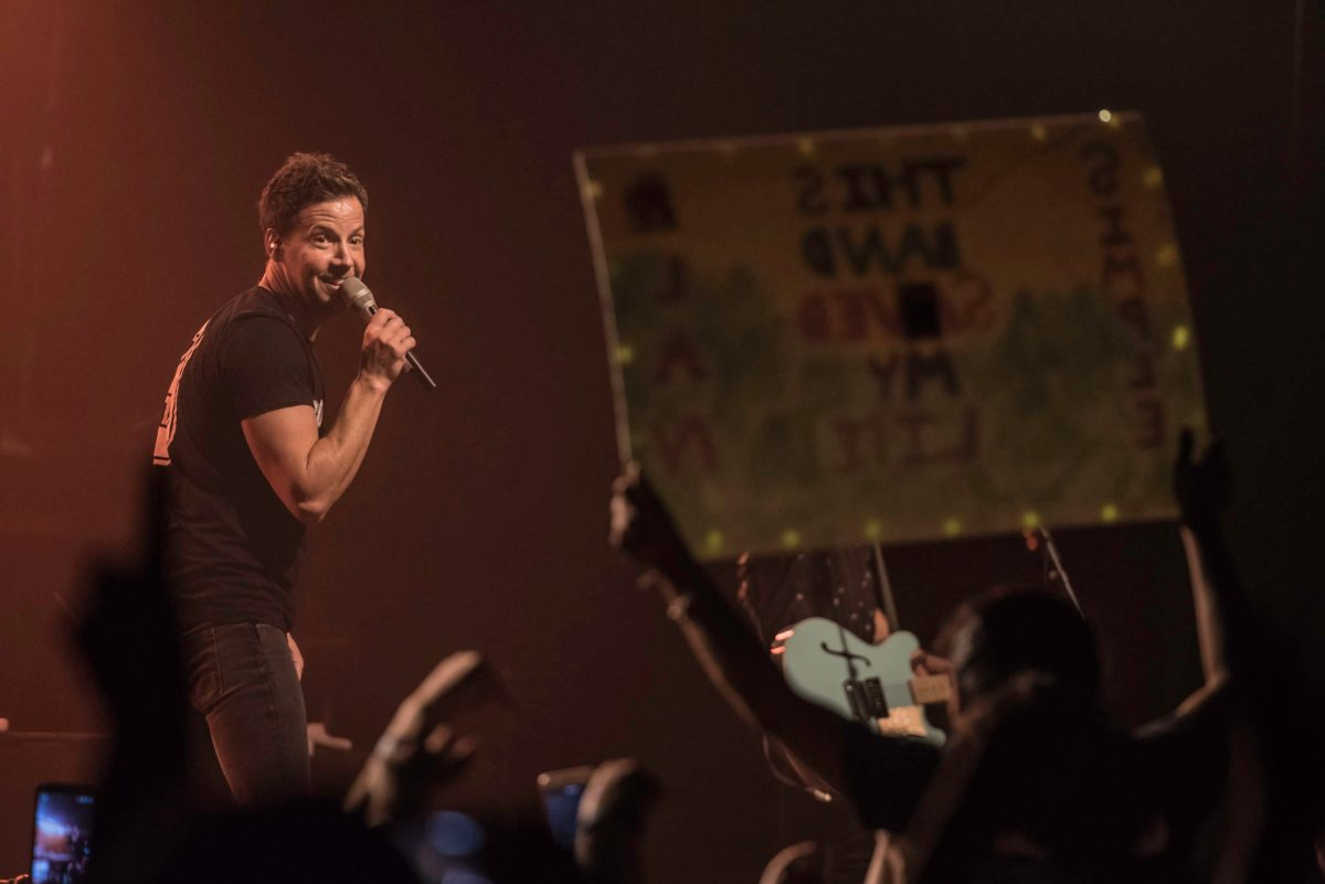 Simple Plan celebrate 15 years of 'No Pads, No Helmets, Just Balls' in Grand Rapids