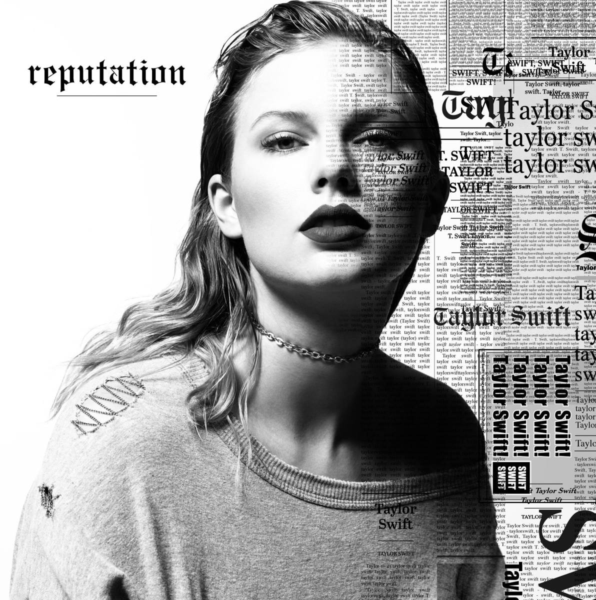 Taylor Swift reveals release date and cover art for new LP 'Reputation'
