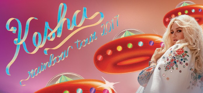 Kesha rainbow tour