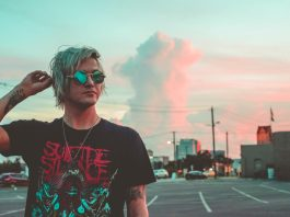 Ghastly outside The Ritz in Tampa, FL