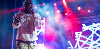 Lil Yachty performs at Breakaway Festival Columbus 2017