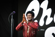 Charles Bradley at Forecastle 2017