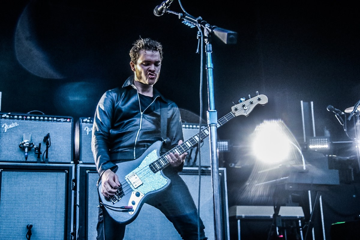 PHOTOS: Royal Blood bring riff-heavy rock to Columbus