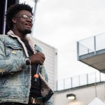 Ugly God performs at Breakaway Festival Columbus 2017.