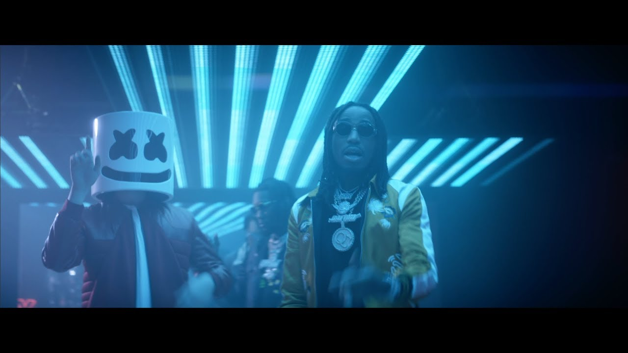 Marshmello and Migos team up for new single and video,