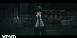 "Eminem ""Walk On Water"" video"