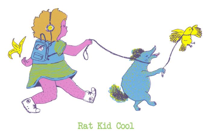 Rat Kid Cool