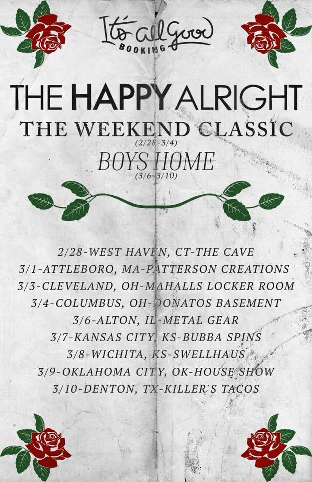 The Happy Alright