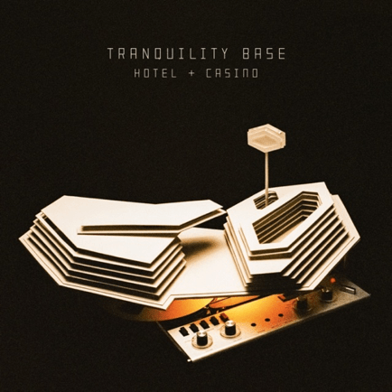 Arctic Monkeys tranquility album