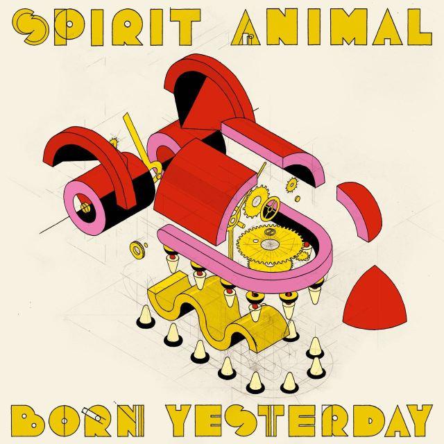 spirit animal born yesterday