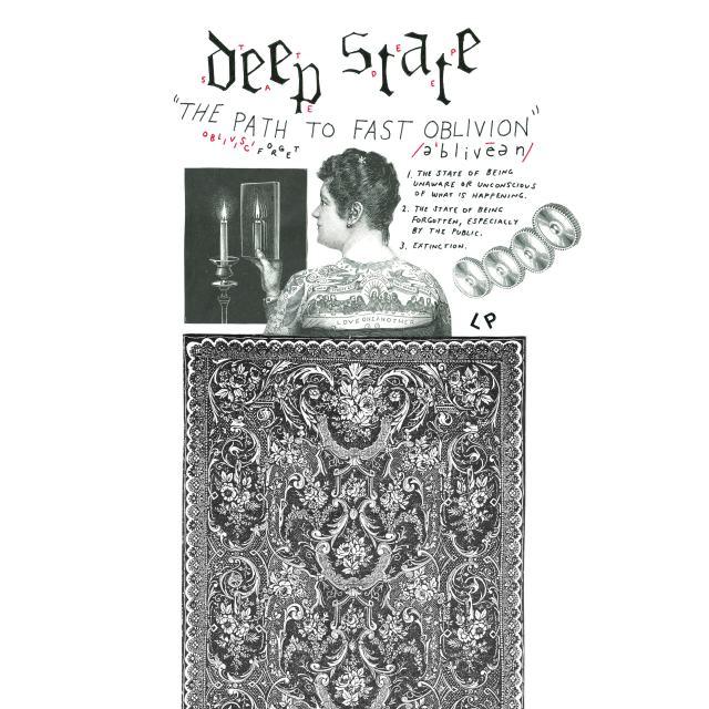 deep state album cover