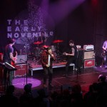 The Early November at House of Independents in Asbury Park, NJ - 10/18/19 - Photo by Molly Hudelson