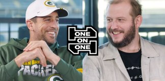 bon iver Aaron rodgers