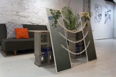 Tabletop Installation