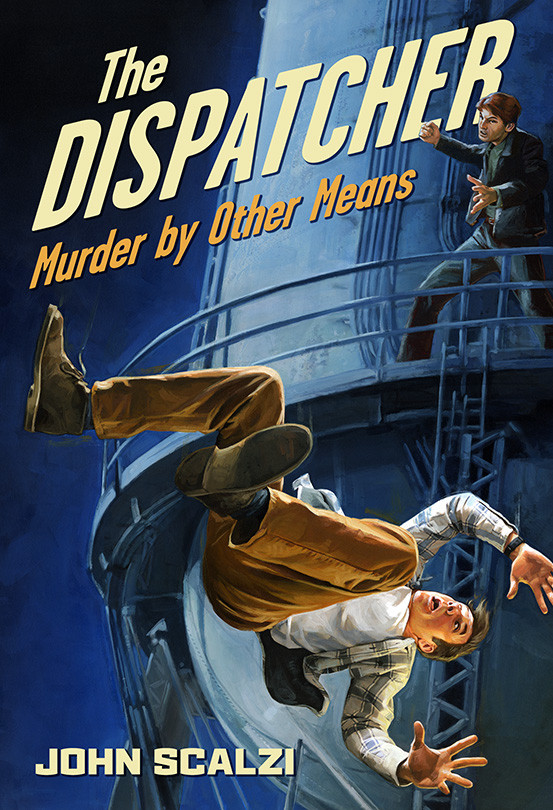 The cover to :The Dispatcher: Murder by Other Means