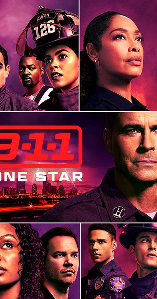 9-1-1 Lone Star TV Series 2020