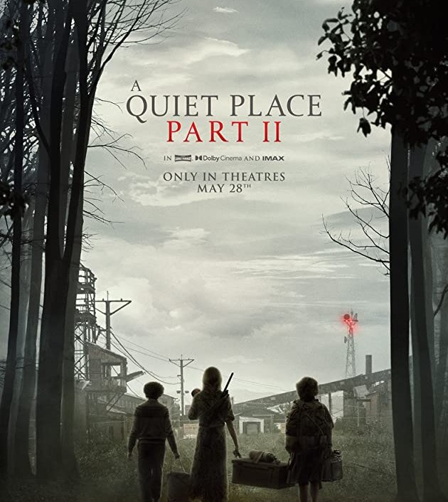 A Quiet Place Part II (2020): ดินแดนไร้เสียง 2