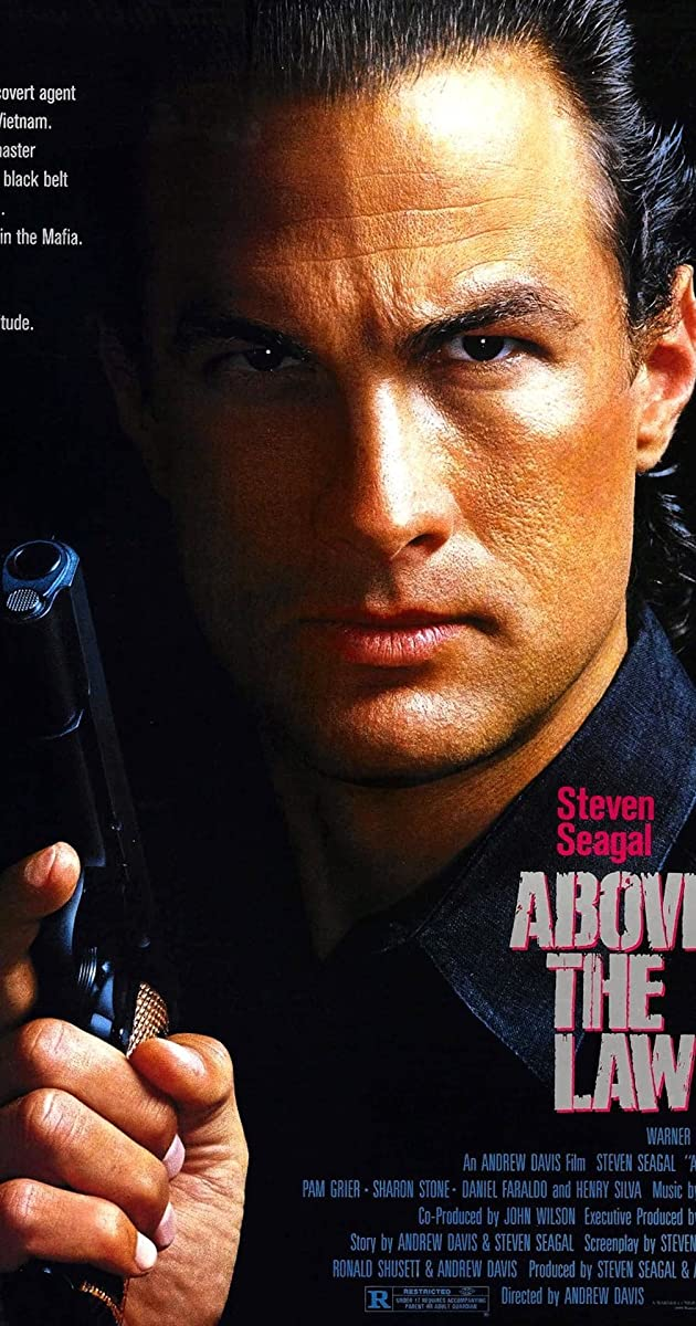 Above the Law (1988)