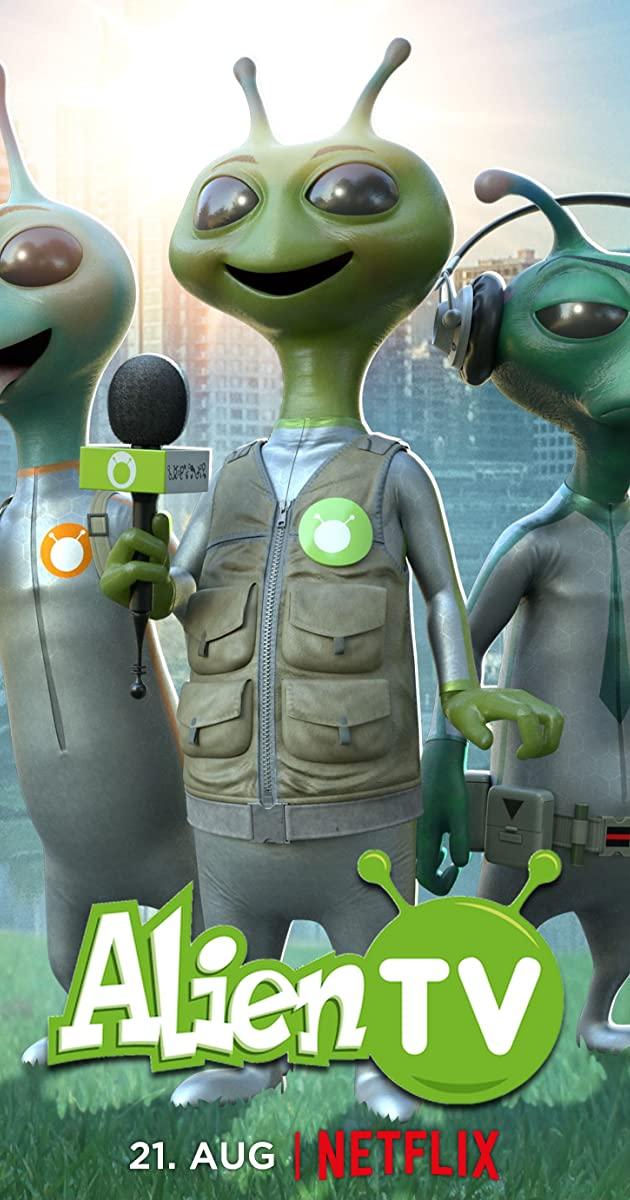 Alien TV TV Series (2020): เอเลี่ยนทีวี