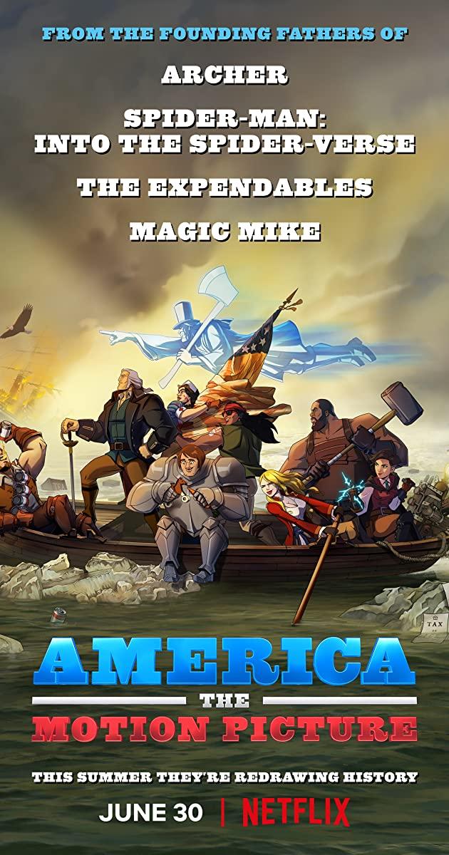 America The Motion Picture (2021): อเมริกา: เดอะ โมชั่น พิคเจอร์