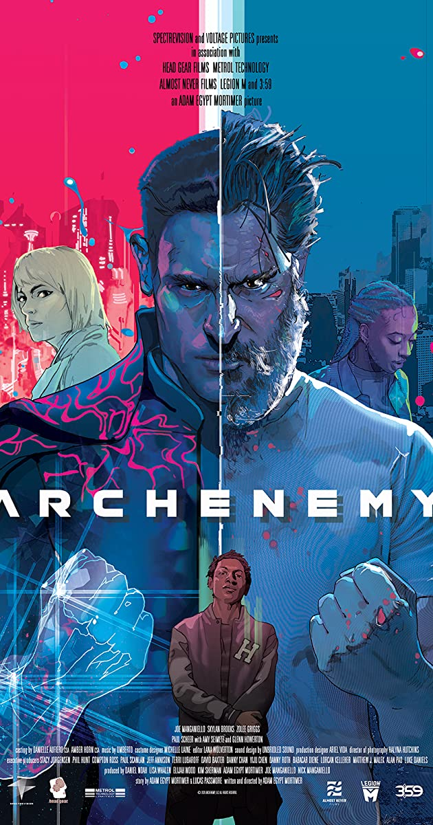 Archenemy (2020): ฮีโร่หลุดมิติ