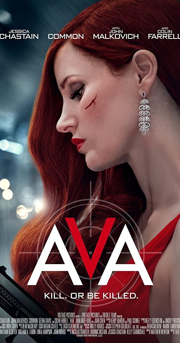 Ava (2020): เอวา มาแล้วฆ่า