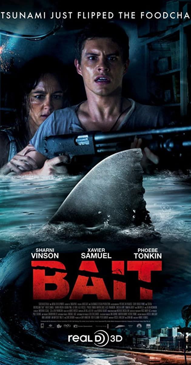Bait (2012): โคตรฉลามคลั่ง
