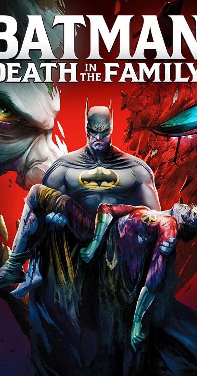 Batman Death in the Family 2020