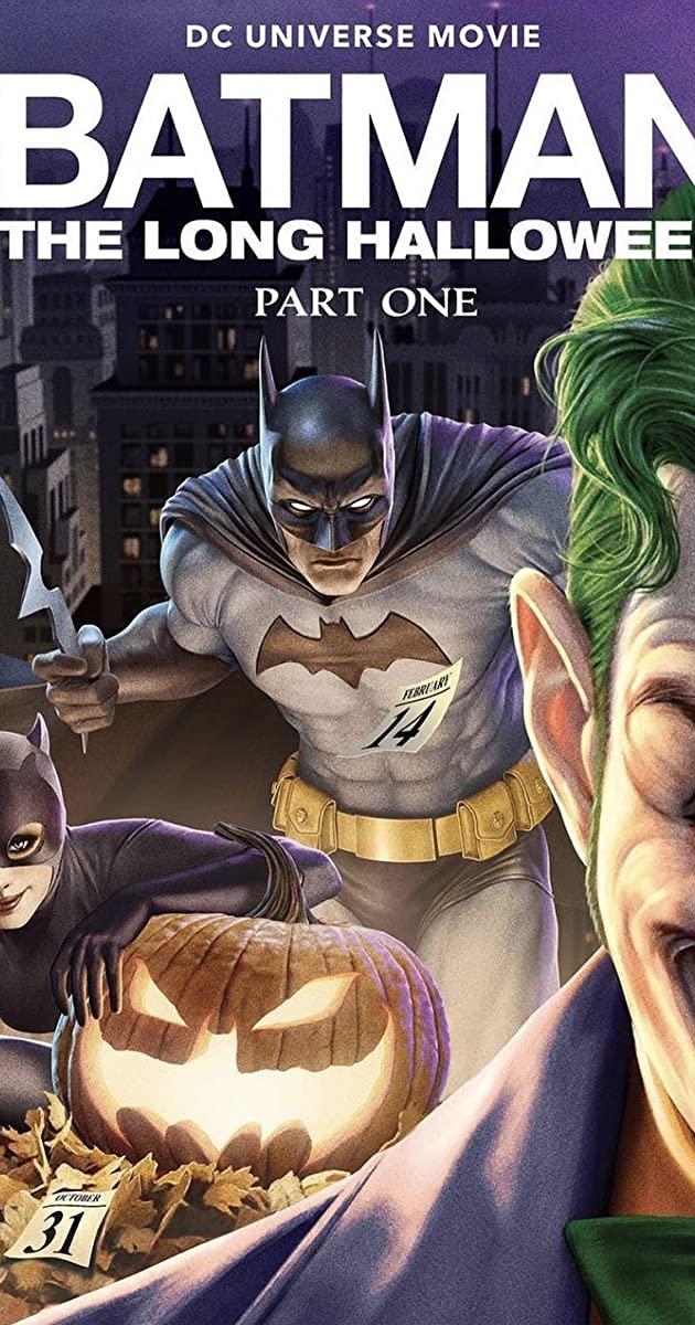 Batman The Long Halloween, Part One