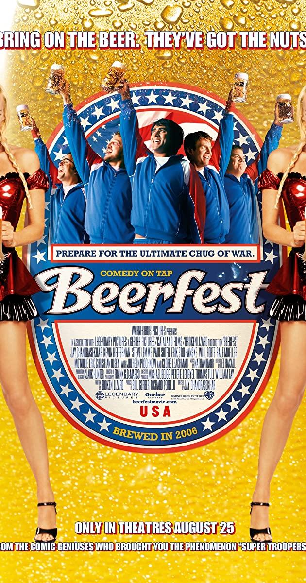 Beerfest (2006):  เทศกาลเมากลิ้ง ดวลหัวทิ่ม คนเพี้ยน