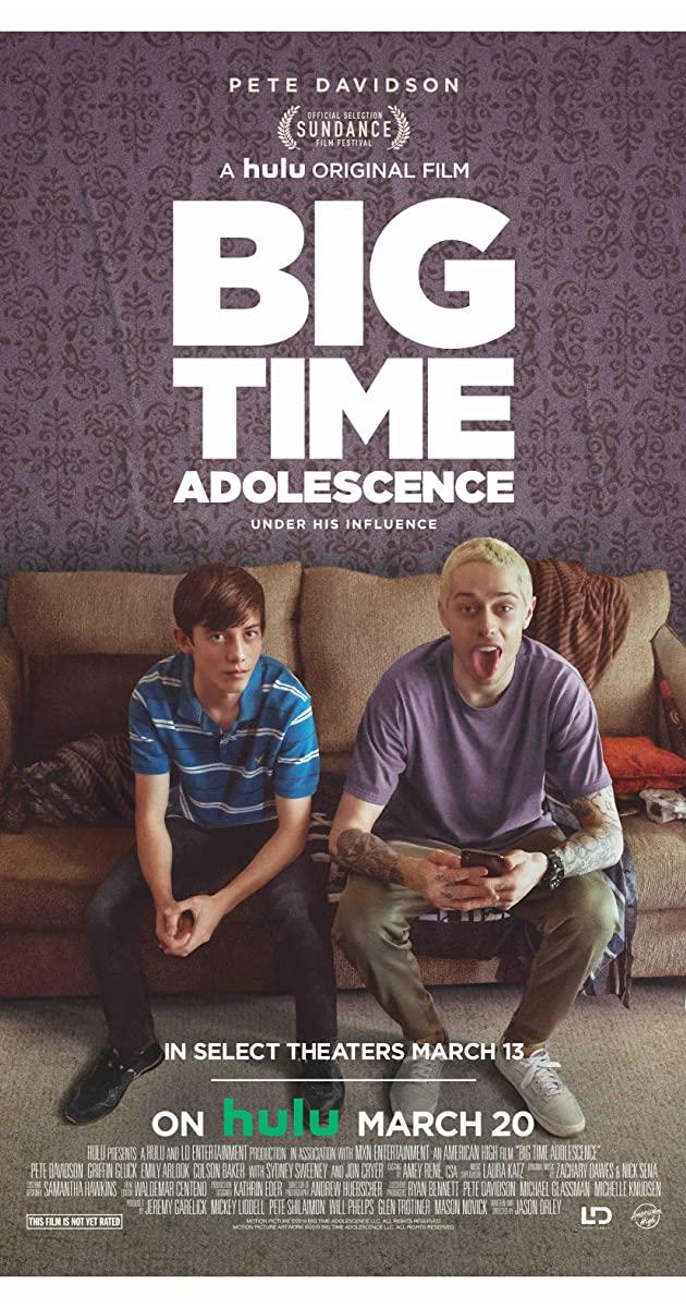 Big Time Adolescence (2019): โจ๋แสบ พี่สอนมา