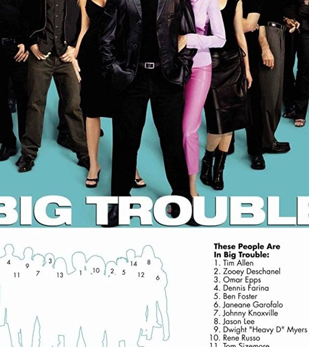 Big Trouble (2002): กระเป๋าเจ้ากรรม...วุ่นอีนุงตุงนัง