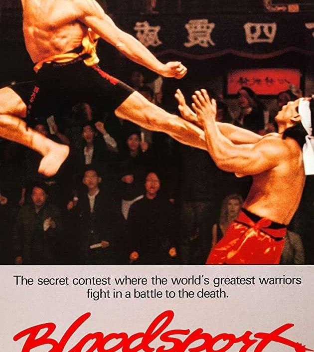 Bloodsport (1988): ขาเจาะเหล็ก