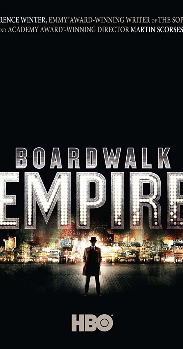 Boardwalk Empire TV Series (2010)