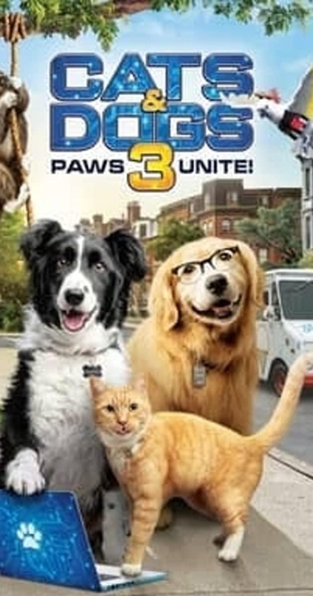 Cats & Dogs 3: Paws Unite (2020): สงครามพยัคฆ์ร้ายขนปุย 3