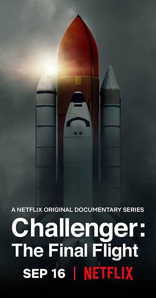 Challenger The Final Flight TV Mini-Series (2020)