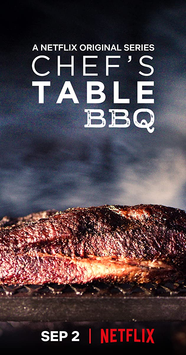 Chef's Table BBQ TV Series (2020)