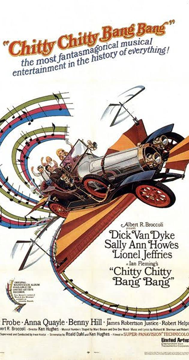 Chitty Chitty Bang Bang (1968): ชิตตี้ ชิตตี้ แบง แบง รถมหัศจรรย์