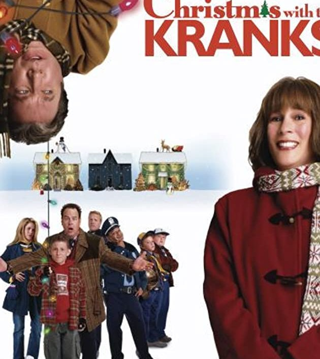 Christmas with the Kranks (2004): ครอบครัวอลวน คริสต์มาสอลเวง