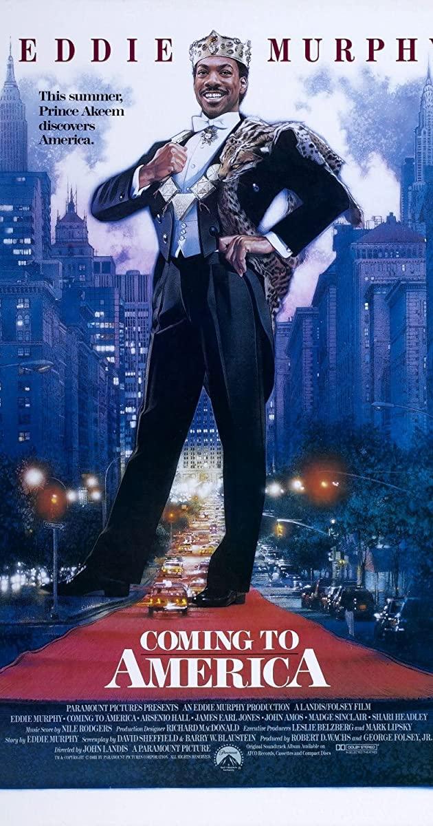 Coming to America (1988): มาอเมริกาน่าจะดี