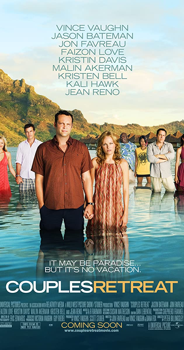 Couples Retreat (2009): เกาะสวรรค์ บําบัดหัวใจ