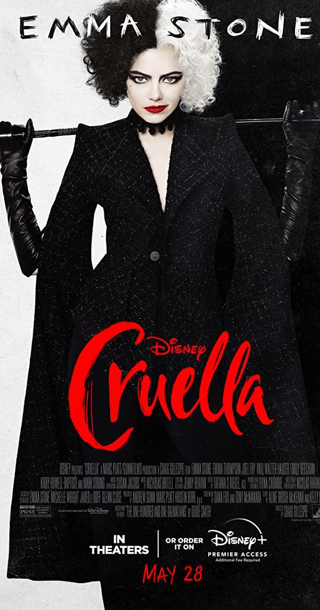 Cruella (2021): ครูเอลล่า