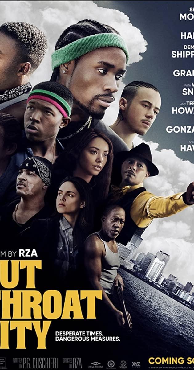 Cut Throat City (2020): คัตคอร์ซิตี้