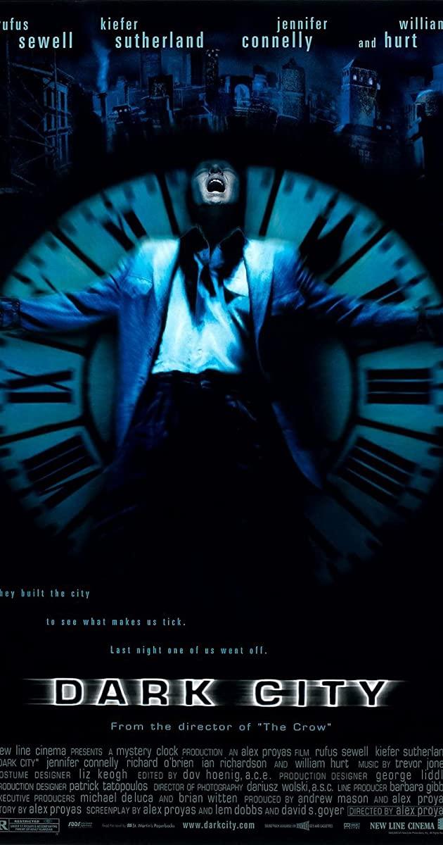 Dark City (1998) :เมืองเปลี่ยนสมอง มนุษย์ผิดคน